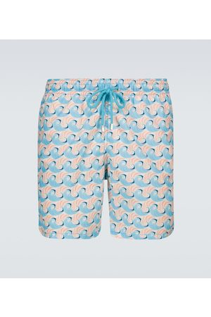 Vilebrequin Moorea printed swim shorts