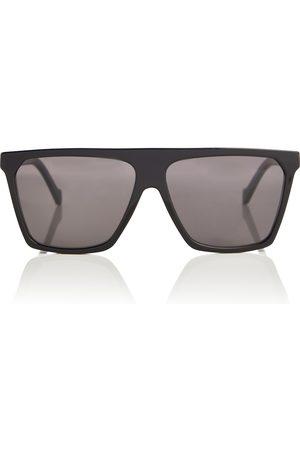 Loewe Mask flat-brow acetate sunglasses