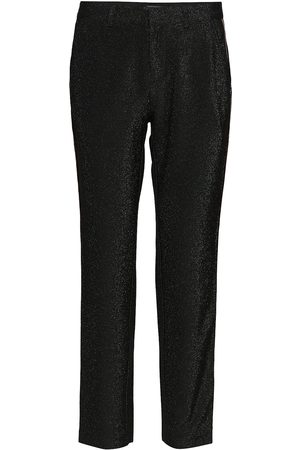 Scotch&Soda Lurex Tailored Pants With Tape Detail