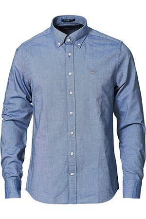 GANT Slim Fit Oxford Shirt Persian Blue