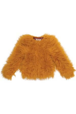 The Animals Observatory Shrew faux fur jacket