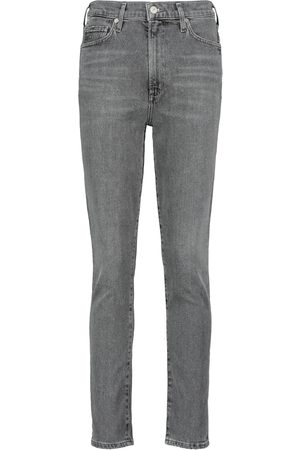 Citizens of Humanity Olivia high-rise slim cropped jeans