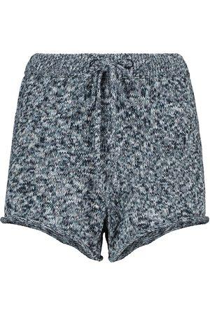 The Upside Spacewalker knit shorts