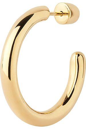 Maria Black Naiset Korvarenkaat - Ruby 28 Hoop Earring Accessories Jewellery Earrings Hoops Kulta