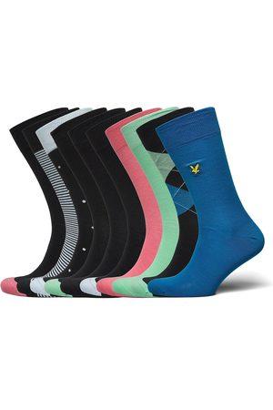 Lyle & Scott Arnold Underwear Socks Regular Socks Monivärinen/Kuvioitu