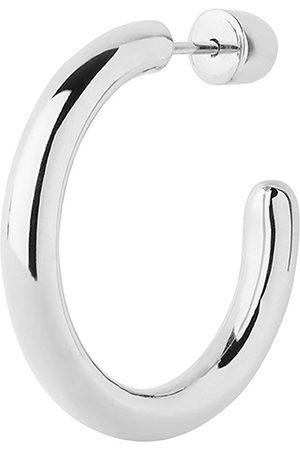 Maria Black Ruby 28 Hoop Earring Accessories Jewellery Earrings Hoops