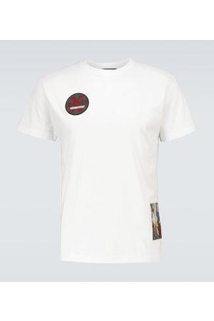 RAF SIMONS Graphic short-sleeved T-shirt