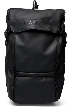 Beckmann of Norway Street Light 22l - Black Accessories Bags Backpacks