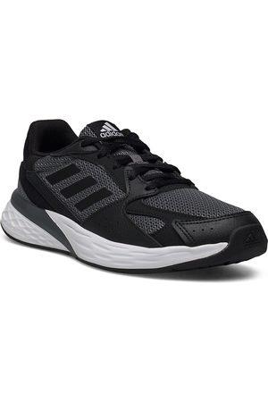 adidas Response Run Shoes Sport Shoes Running Shoes Musta