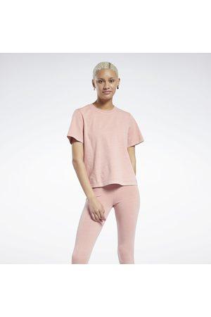Reebok Naiset T-paidat - Classics Natural Dye T-Shirt
