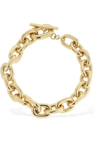 Paco rabanne Xl Link Short Chain Necklace