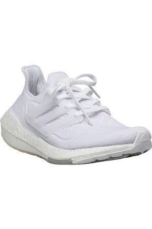 adidas Performance Naiset Kengät - Ultraboost 21 W Shoes Sport Shoes Running Shoes Valkoinen