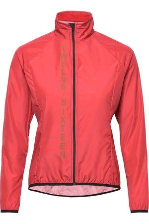 TWELVE SIXTEEN Naiset Ulkoilutakit - Jacket L/S Wind Elite Women Outerwear Sport Jackets Vaaleanpunainen