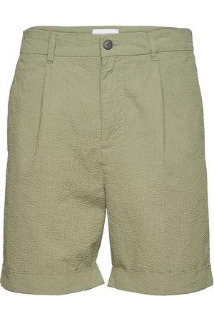 Les Deux Preston Seersucker Shorts Shorts Casual