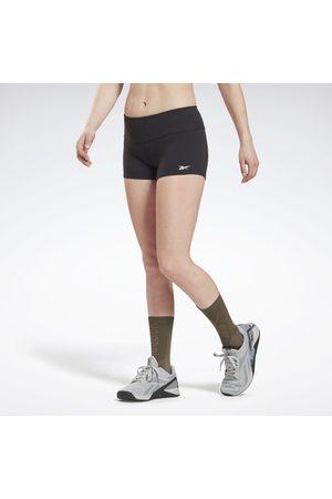 Reebok Naiset Shortsit - United By Fitness Chase Bootie Shorts