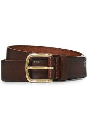 Anderson's Leather Belt 3 cm Cognac