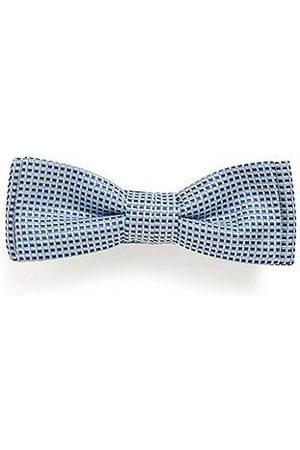 HUGO BOSS Miehet Rusetit - Micro-patterned bow tie in silk jacquard