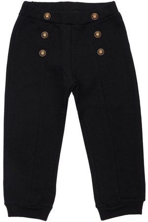 BALMAIN Tytöt Collegehousut - Cotton Sweatpants