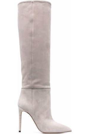 PARIS TEXAS Naiset Ylipolvensaappaat - Pointed-toe knee-high boots