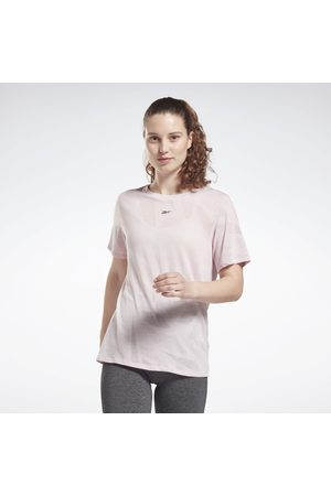 Reebok Naiset T-paidat - Burnout T-Shirt