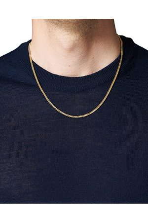 Tom Wood Curb Chain M Necklace Gold