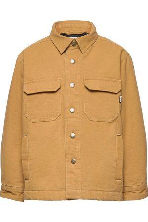 Molo Lapset Farkkutakit - Henley Outerwear Jackets & Coats Denim & Corduroy