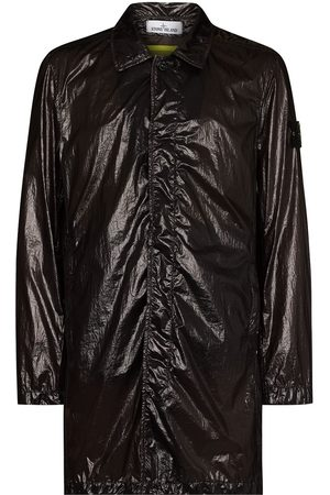 Stone Island Miehet Trenssit - Lucido packable trench coat