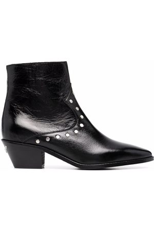 Zadig & Voltaire Tyler studded ankle boots