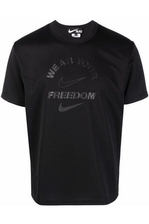 Comme des Garçons X Nike short-sleeved T-shirt