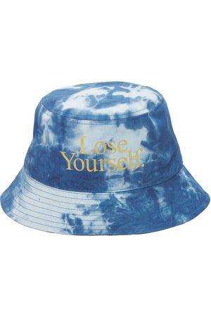 Paco rabanne Batik Tie Dye Cotton Bucket Hat