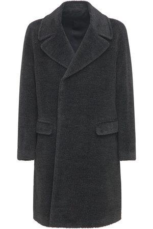 Armani Virgin Wool & Alpaca Coat