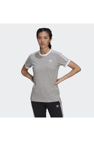 adidas Naiset T-paidat - Adicolor Classics 3-Stripes Tee