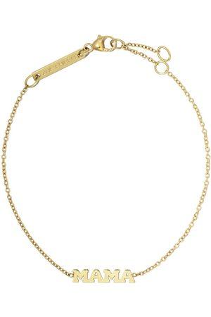 Zoe Chicco Naiset Rannekorut - 14kt Mama bracelet