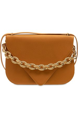 Bottega Veneta Naiset Olkalaukut - Mount Medium Leather Shoulder Bag