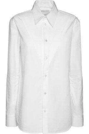 Bottega Veneta Naiset Paidat - Cotton Poplin Compact Shirt