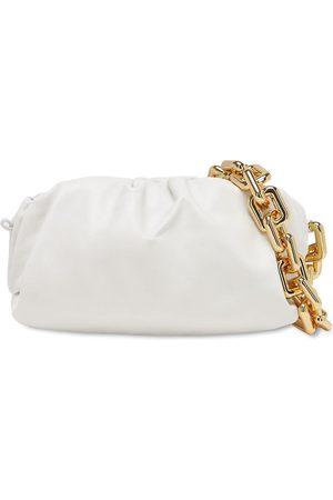 Bottega Veneta Naiset Lompakot - Chain Pouch Leather Shoulder Bag
