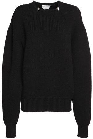 Bottega Veneta Wool Knit Double Face Sweater