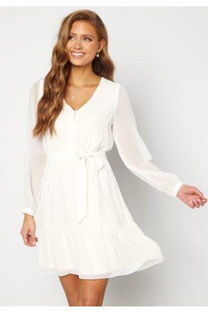 Happy Holly Naiset Juhlamekot - Ninni dress White 32/34