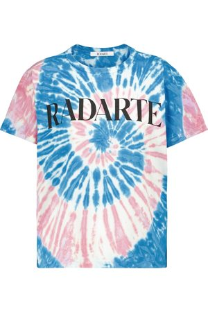 RODARTE Naiset T-paidat - Radarte tie-dye T-shirt