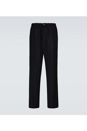 Nanushka Miehet Suorat - Nile drawstring pants