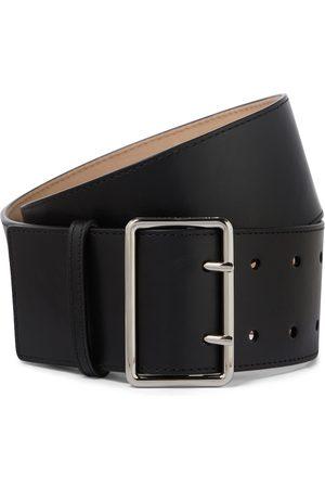 Alexander McQueen Naiset Vyöt - Leather belt