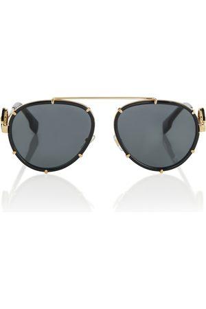 VERSACE Naiset Aurinkolasit - Vintage Icon aviator sunglasses