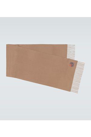 Loewe Miehet Huivit - Anagram cashmere scarf