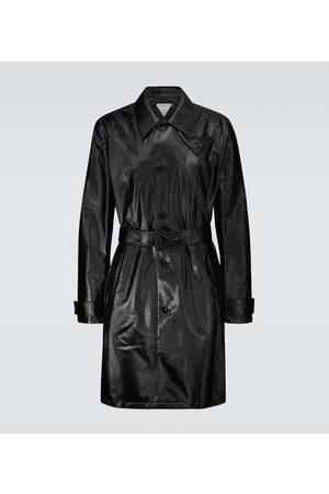 Bottega Veneta Miehet Trenssit - Coated cotton twill trench coat