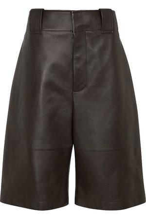 Bottega Veneta Naiset Culottes - Leather culottes