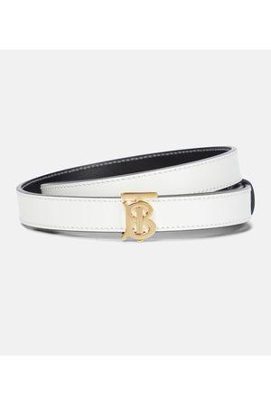 Burberry Naiset Vyöt - TB reversible leather belt