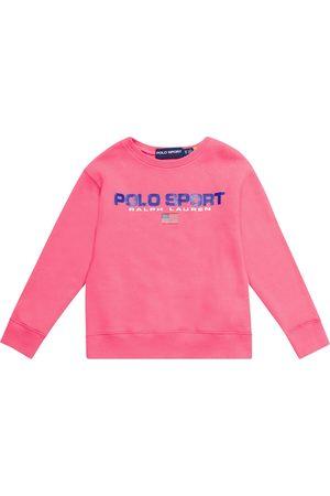 Ralph Lauren Logo cotton-blend sweatshirt