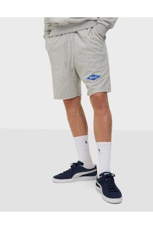 Ball Miehet Shortsit - Rimini Game Shorts Shortsit Light Grey Melange