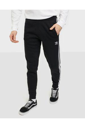 adidas Miehet Collegehousut - 3-Stripes Pant Housut Black