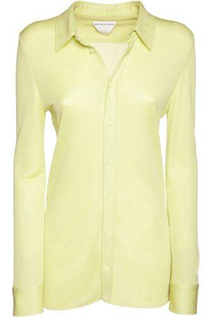 Bottega Veneta Naiset Paidat - Jersey Sablé Shirt
